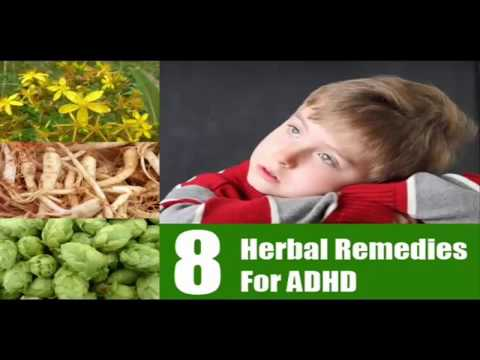 Health News: 8 Herbal Remedies For ADHD