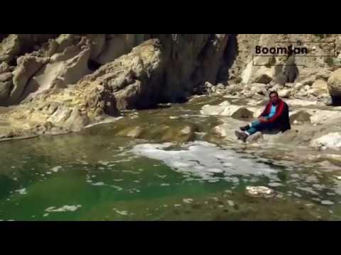 Siakosh hot spring in Bandar_E Khamir (hormozgan province in Iran)