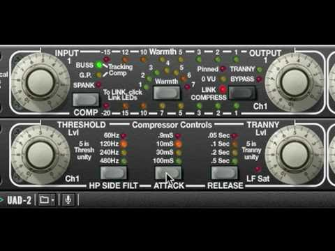 UAD Fatso Powered Plug-In Overview