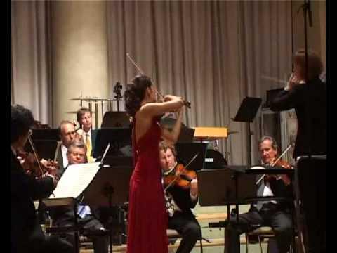 Tchaikovsky Violin Concerto, 3.Finale: Allegro vivacissimo 1/2