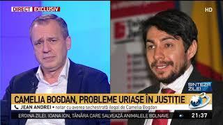 Camelia Bogdan, probleme uriașe în justiție