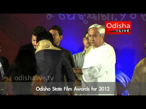 Babu Shan   Best Playback Singer Male   Odisha State Film Awards 2012