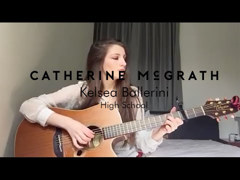 Kelsea Ballerini - High School | Catherine McGrath Cover