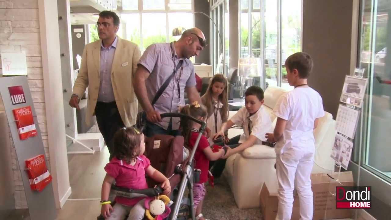 Inaugurazione Centro Cucine Dondi & Lube a Modena