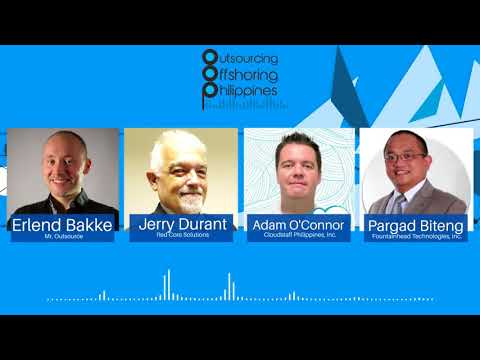 EP03 - Outsourcing and Offshoring - Philippines Podcast