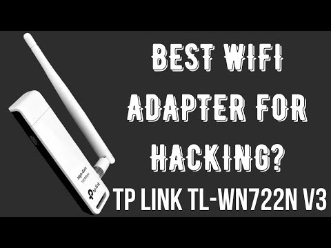 Best WiFi Adapter For Hacking? TP Link TL-WN722N [2020]