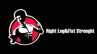 Bruce Lee's Right Leg&Fist Strenght thumbnail