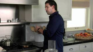 How To Make A Pear Tart With Chef Ryan Scott | Pottery Barn
