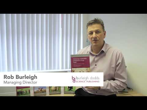 OUT NOW - Achieving sustainable production of pig meat, Volume 3