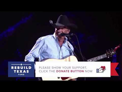 "George Strait & Chris Stapleton  ""When Did You Stop Loving Me"""