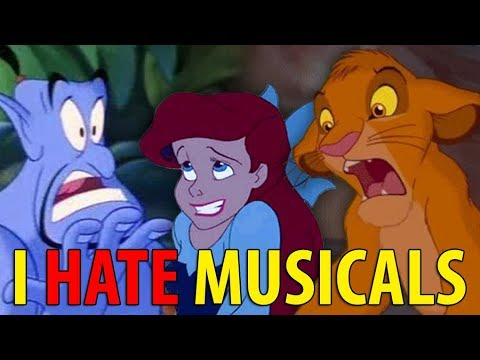 Guy Who HATES Musicals Reviews Disney Classics