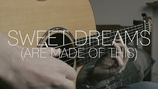 Sweet Dreams (Are Made Of This) - Eurythmics - Fingerstyle Guitar Cover by James Bartholomew