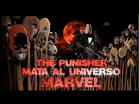 PUNISHER VS EL UNIVERSO MARVEL #1 (COMIC NARRADO) - 동영상