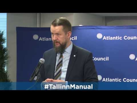 International Law and Cyber Operations - Launch of the Tallinn Manual 2.0