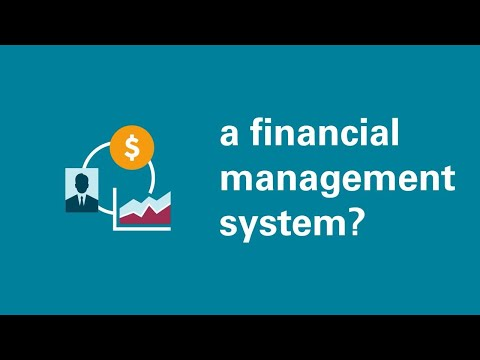 What Is Financial Management System?