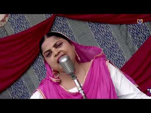 Singer Manjit Sandhu and Biba Kulwant Kaur Song Kabaddi Cup directed by bahader machaki 98764 09620