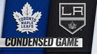 11/13/18 Condensed Game: Maple Leafs @ Kings
