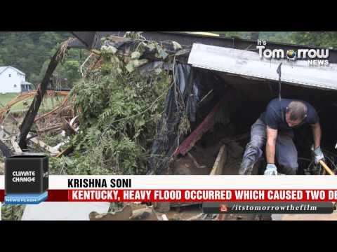 Kansas tornado affects Illinois, Port Byron and Kentucky