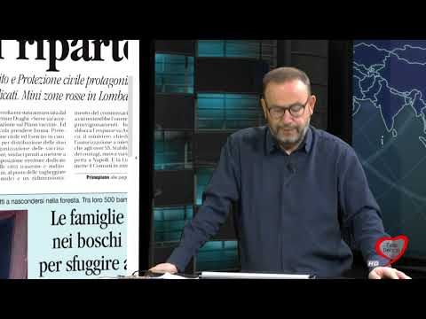 I giornali in edicola - la rassegna stampa 17/02/2021