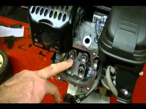 Small Engine Repair How To Determine Piston Position And