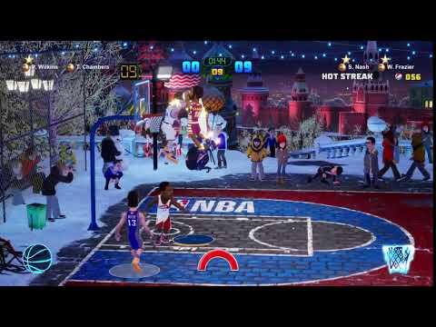 NBA 2K Playgrounds 2: Legend Walt Frazier Signature Move