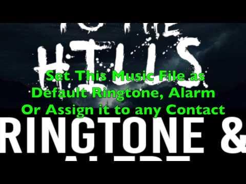 Iron Maiden - Run To The Hills Ringtone and Alert