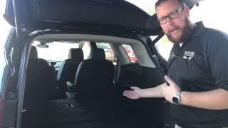Buick Enclave Power Folding Seats