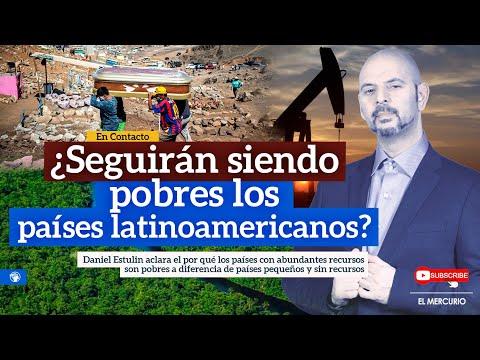¿Seguirán siendo pobres los países sudamericanos después de la pandemia?