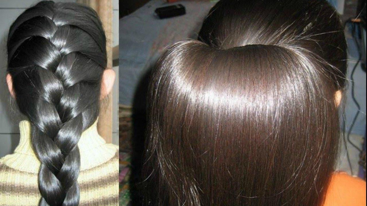 7d5c27e0f كيفية الحصول علي شعر طويل و كثيف و ناعم في شهر واحد فقط بعلاج منزلي رائع  وغير مكلف
