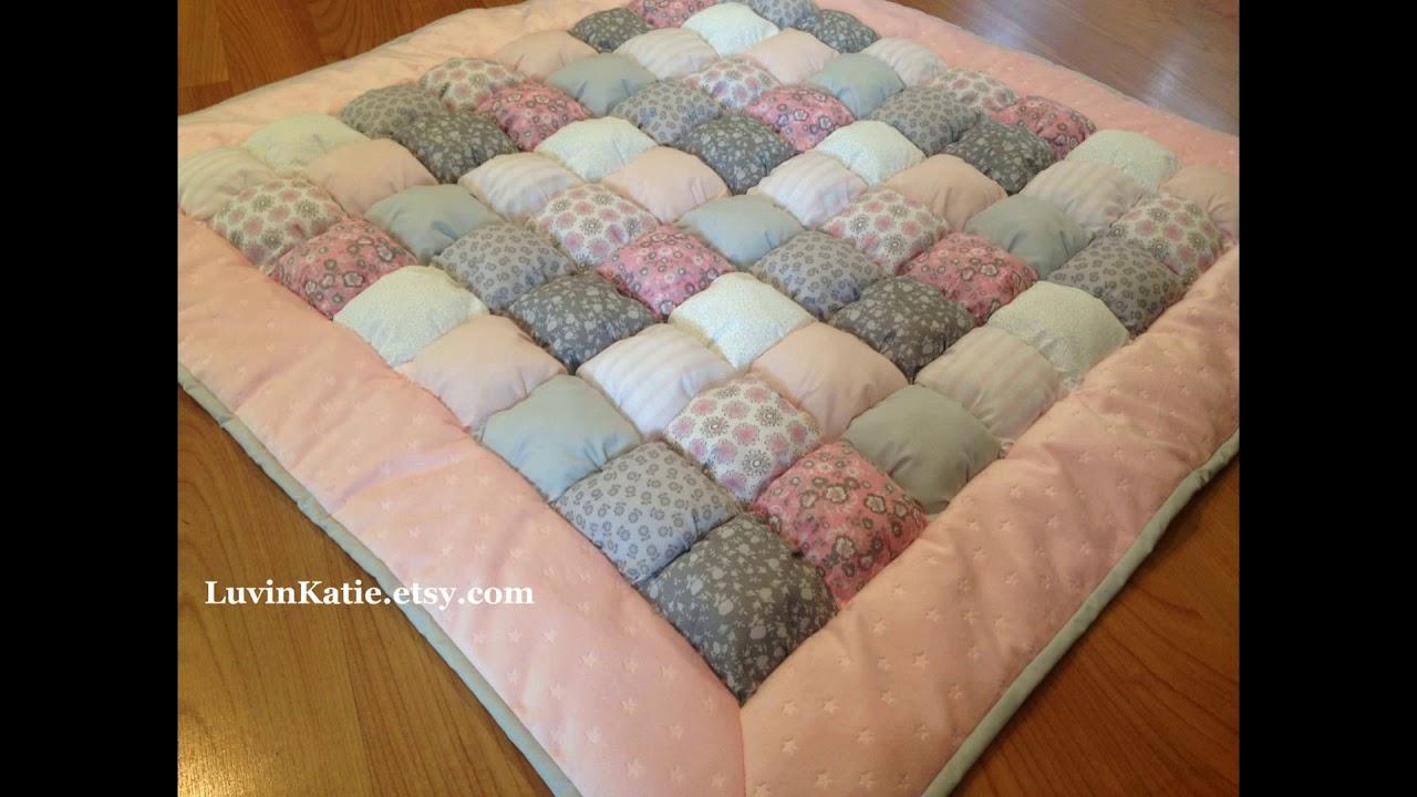 Baby Floor Quilt - YouTube : baby floor quilt - Adamdwight.com