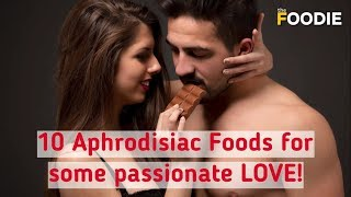 Which Aphrodisiacs Work Best
