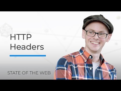 HTTP Headers - The State Of The Web