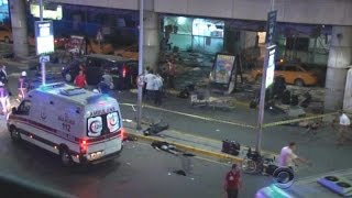 Turkey: Airport attack looks like ISIS' work