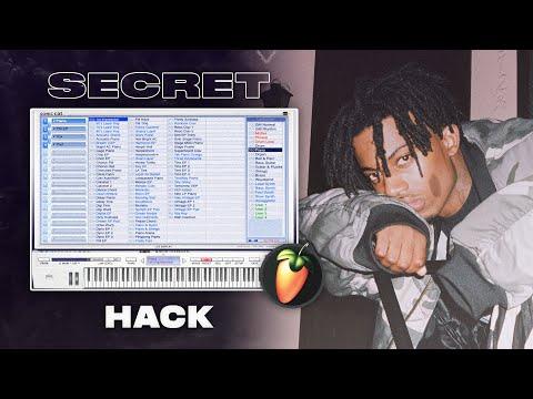 The Secret to making WAVY Melodies w/ BEAT BLOCK
