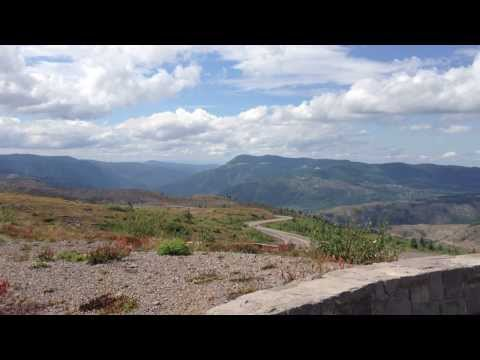 Mount St. Helens (taken from the National Park) - Iphone 5 Video Test 1080p HD