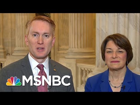 Sens. Klobuchar & Lankford From Both Sides Want To Make Elections More Secure | Morning Joe | MSNBC