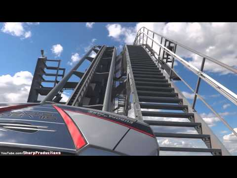 Silver Star (On-Ride) Europa Park