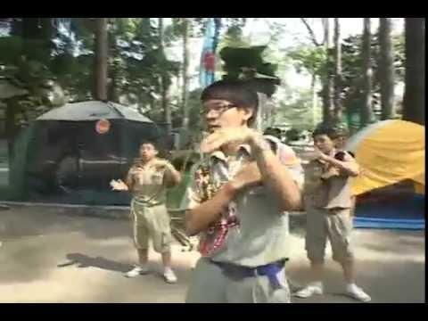 """Múa dân vũ """"Té Nước - Thái Lan"""" (Chòm sao Thiên Long)"""