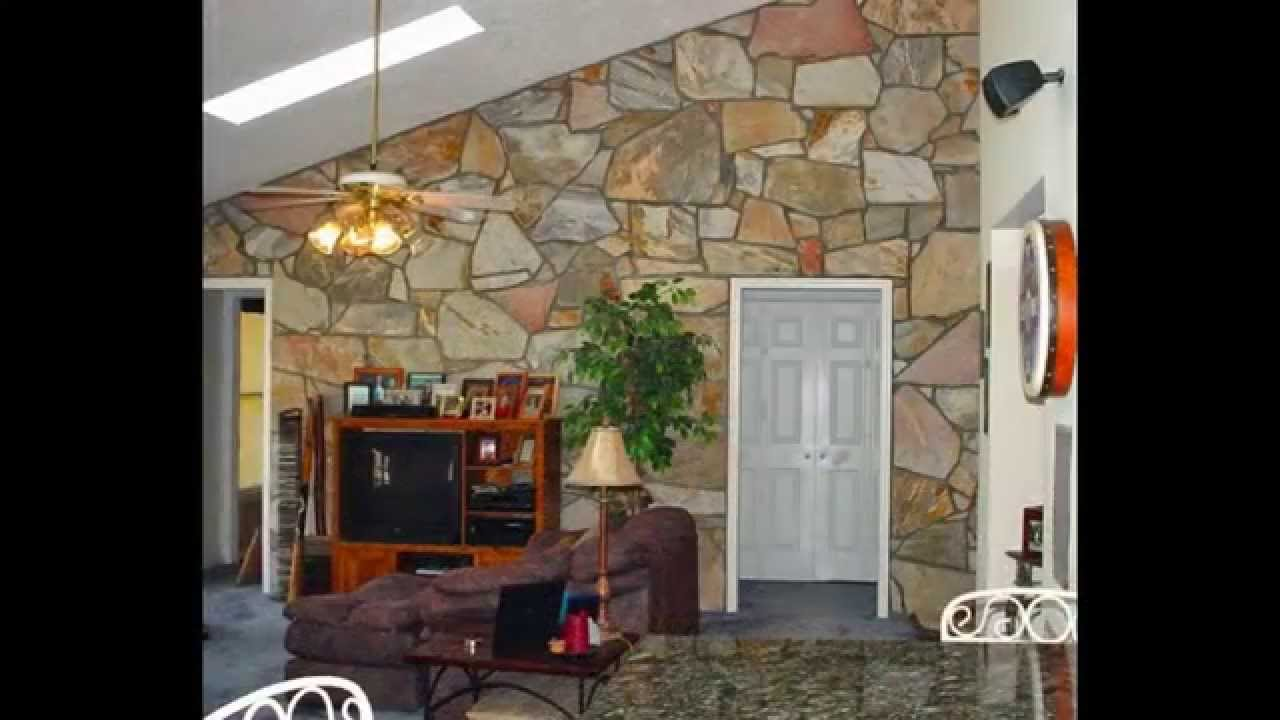 Inspirasi Desain Rumah Dengan Hiasan Dinding Batu Alam