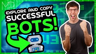 Explore and Copy Successful Bots 🤖✅
