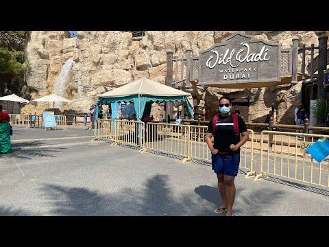 Wild Wadi Waterpark || Dubai ||@Wanna Bee