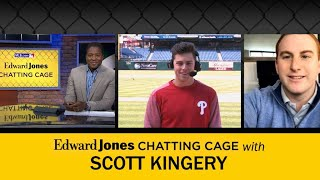 Chatting Cage: Kingery answers questions from fans