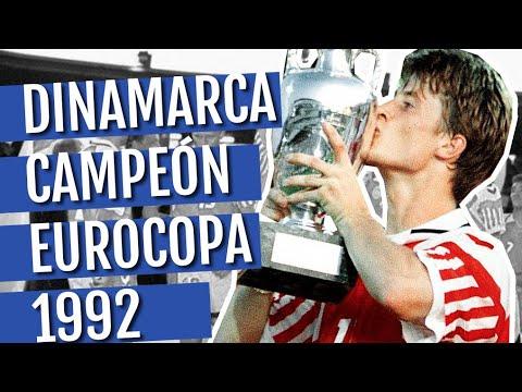 Dinamarca Campeón Euro 1992: El milagro danés de jugar sin clasificar y derrotar a los más fuertes