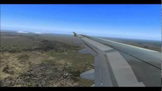 [FS2004] Monarch Airways - Birmingham to Almeria - A321