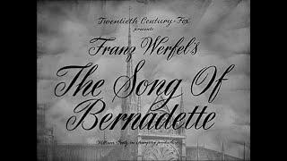 The Song of Bernadette (1943) Jennifer Jones, Charles Bickford, Vincent Price | Biography, Drama