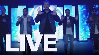 "Reaction To Backstreet Boys' ""Don't Go Breaking My Heart"" 