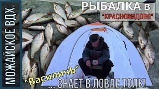 видео База рыболов красновидово