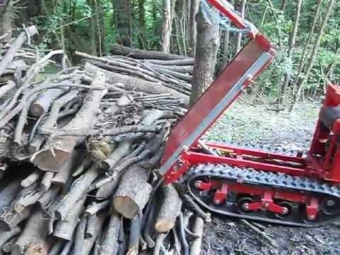 Trattori agricoli usati macchine motocarriola forestale for Motocarriole cingolate usate