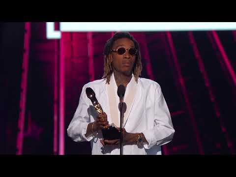 Wiz Khalifa Wins Top Hot 100 Song - BBMA 2016