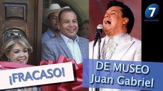 ¡FRACASO DE MUSEO Juan Gabriel! / ¡Suéltalo Aquí! Con Angélica Palacios